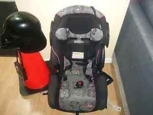 Safety first car seat/booster seat