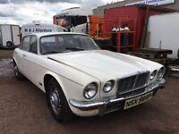 1976 Jaguar XJ 3.4 litre garage find