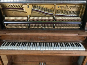 Piano for sale!