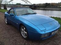 1991 H PORSCHE 944 3.0 S2 16V 3D 211 BHP