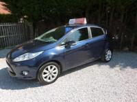 Ford Fiesta 1.4 ( 96ps ) auto 2011MY Zetec