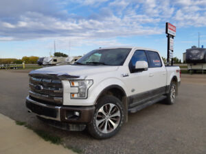 2016 Ford F 150 King Ranch Crew 4x4