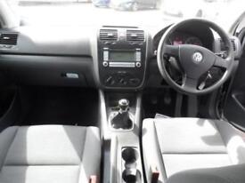 VW Golf S FSI (115BHP)