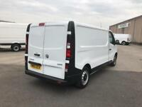 Vauxhall Vivaro 2900 L2 H1 1.6CDTI 115PS EURO 5 DIESEL MANUAL WHITE (2015)