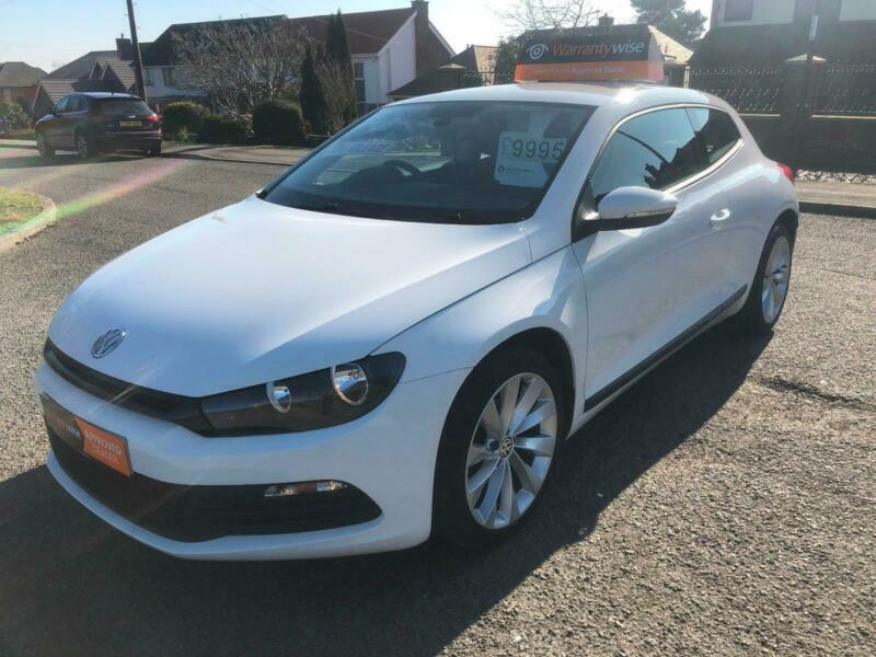 Used Cars Langley >> Volkswagen Scirocco 1 4 Tsi 122ps 2013my In Langley Mill