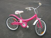 Hello Kitty bicycle - girls