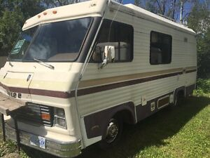 For sale 1981 Triple E motor home