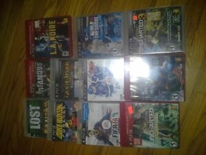 PS3 Games For sale Kingston Kingston Area image 1