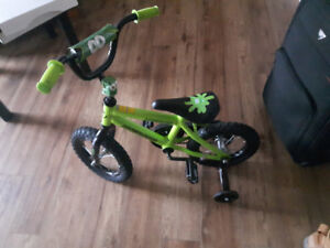 toddlers bicycle