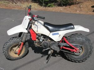 Yamaha BIG Wheel BW 80