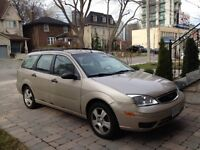2006 Ford Focus Wagon! Reduced for a quick sale!