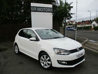 2013 Volkswagen Polo 1.2 ( 60ps ) Match(HISTORY,WARRANTY)