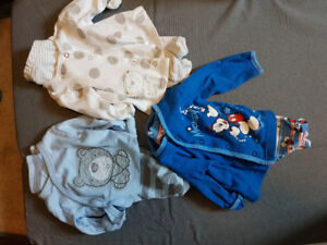 Baby boy outfits (3 months)