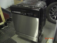 Stainless Steel Whirlpool Gold Dishwasher
