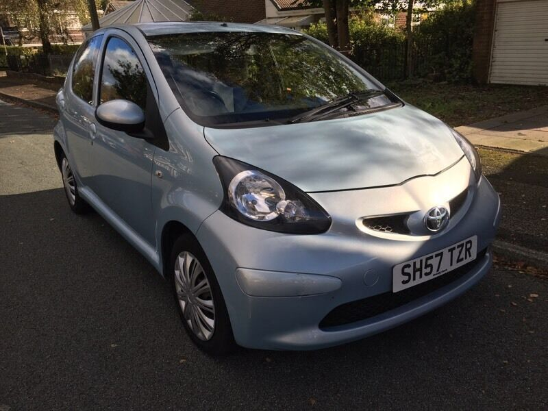 Toyota Aygo. Low miles. Mot no advisories. Recent clutch change. Full service history