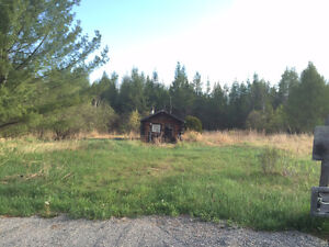 Building Lot in the Country!  Dean Lake area.