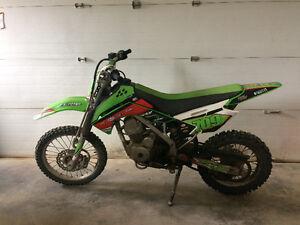 KLX 140 Dirtbike