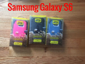 Otterbox Defender Cases iPhone 5,5s,Se,6,6s,7,7+&galaxys5,6,7&8