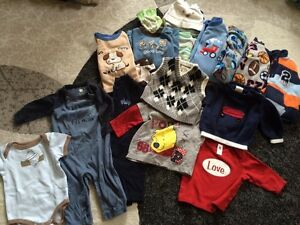 Infant boys cloths - 0-3 months. Kitchener / Waterloo Kitchener Area image 1
