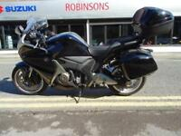 2015 15 Plate Honda VFR1200F with full luggage 3731 miles in Black