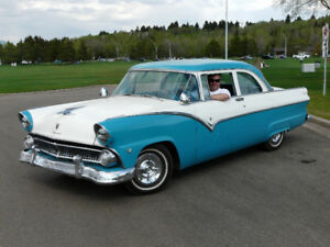 1955 Fairlane 2 door club
