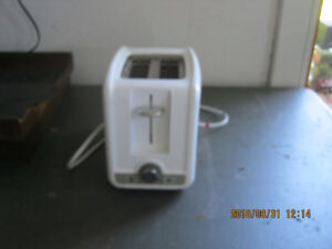 Toaster in good working order.