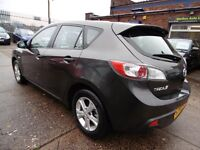 Mazda 3 1.6 TS ( 1 OWNER + LOW RATE FINANCE AVAILABLE) (grey) 2009