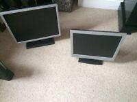 2 monitors free