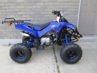 Weekend SPECIAL  2015 125 cc PRO TAPER Youth kids ATV quad