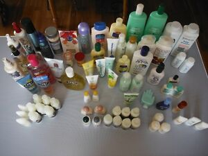 Assorted care products