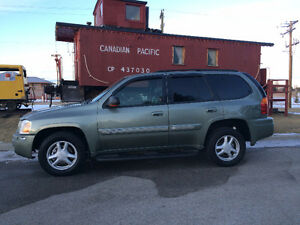 2003 GMC Envoy SLT 4WD SUV, Crossover $4900 Great Shape