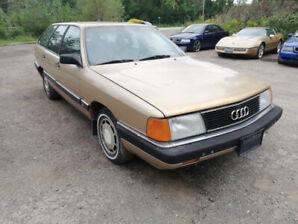 1987 Audi 5000 s wagon. $2500.