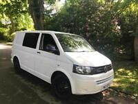 2013 reg Volkswagen TRANSPORTER T5 1.9 Blue Motion CAMPERVAN CONVERSION