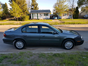 2003 Chevy Malibu - Only 109km - *SOLD PENDING PICK UP MONDAY