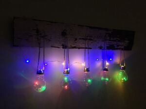 Rustic Christmas Light Bulbs Regina Regina Area image 1