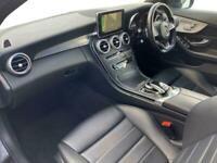 2018 Mercedes-Benz C Class C220d Nightfall Ed Premium Plus 2dr Auto Convertible