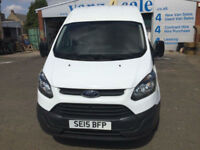 2015 - Ford Transit Custom 2.2TDCi ( 100PS ) Double Cab-in-Van 2013.5MY 290 L1H1