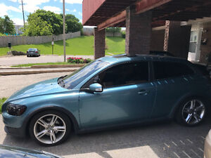 2008 Volvo C30 2.5 t5 Coupe (2 door)