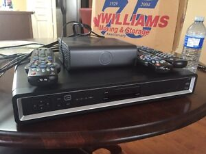 Shaw HD PVR and cable system