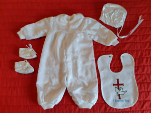 Boys CHRISTENING OUTFIT for sale
