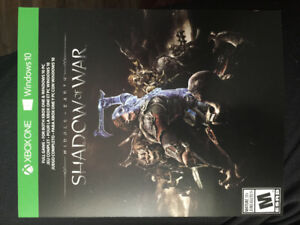 Shadow of War download code - XBOX ONE