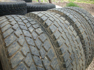 8 bolt rims with tires , set of 4