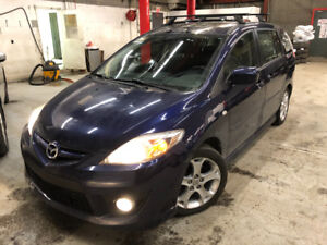 2009 MAZDA 5 GS AUTO 4 CYL 6 PASSENGER ''TAX INCLUDED''