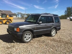 2002 Landrover Discovery