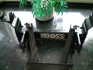PLOUGH ATTACHMENTS BOSS  USED