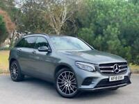 2018 Mercedes-Benz GLC CLASS 2.1 GLC220d AMG Line (Premium Plus) G-Tronic+ 4MATI