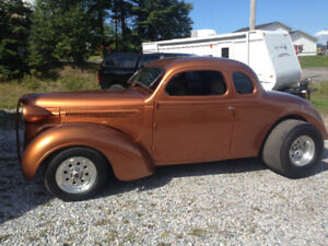 1937 Dodge  coupe for sale.