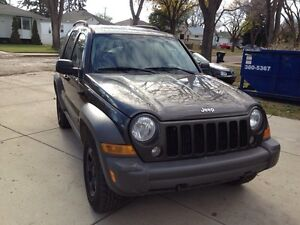 2006 Jeep Liberty 4x4 MUST SELL