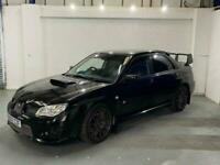 2007 Subaru Impreza 2.5 WRX ST RB320 4dr Saloon Petrol Manual