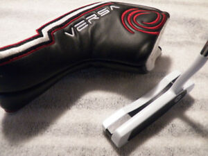 NEW RH ODYSSEY VERSA #6 WHITE GOLF PUTTER WITH HEAD COVER 34""